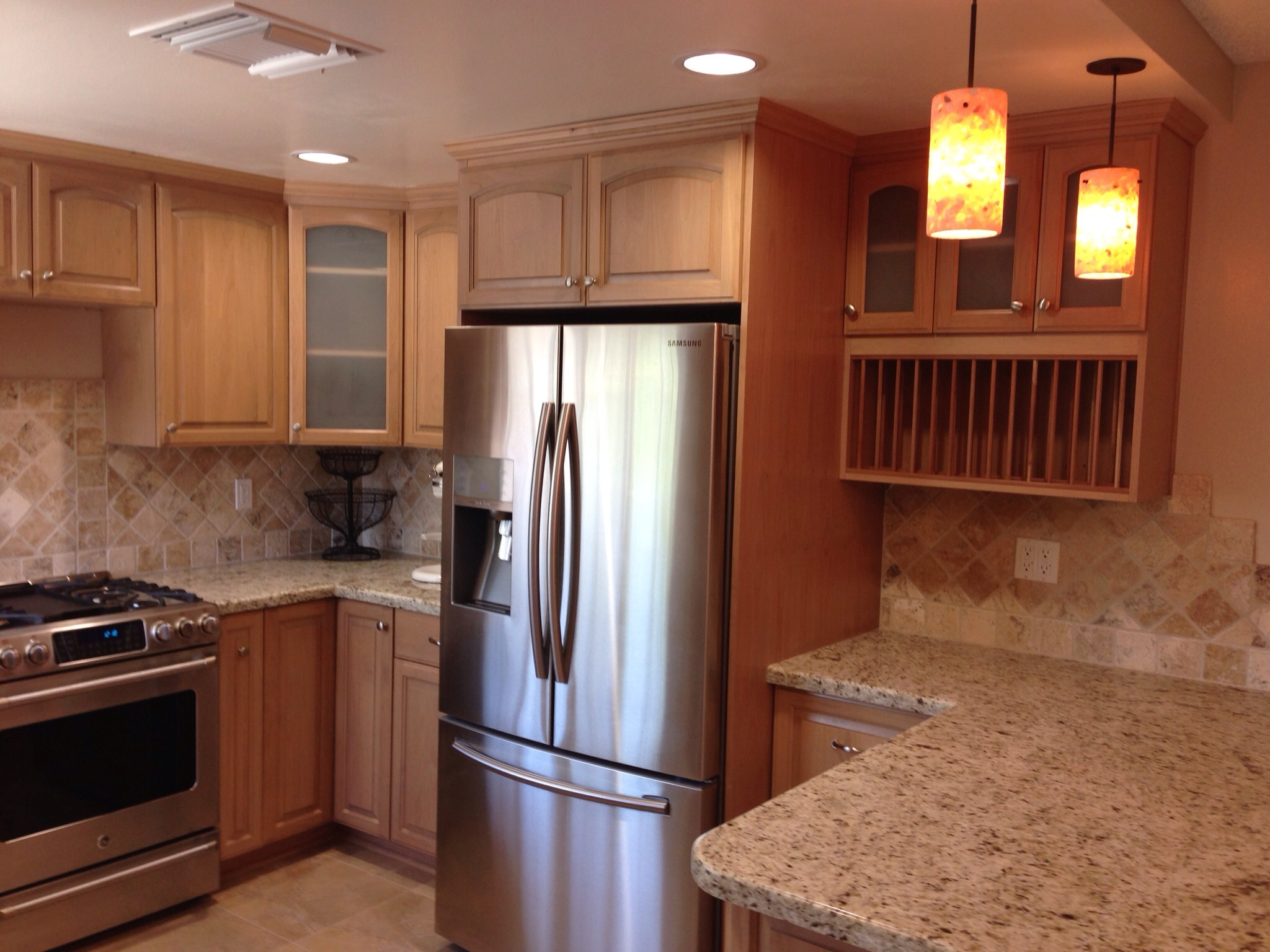 Home Remodel Kitchen Remodel In Simi Valley Ca Los Angeles Woodland Hills Remodeling Contractor Skyline
